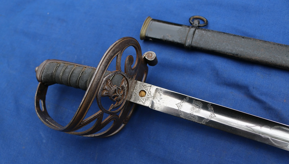 dating horstmann swords That designation used only 1859-63 dating this example to the civil war leather covered scabbard with nautical mounts matching the hilt additionally notable of this sword is that while.