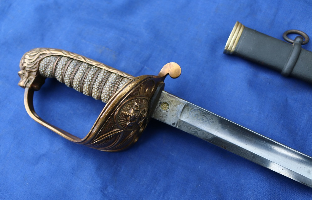 Antique swords for sale in the UK