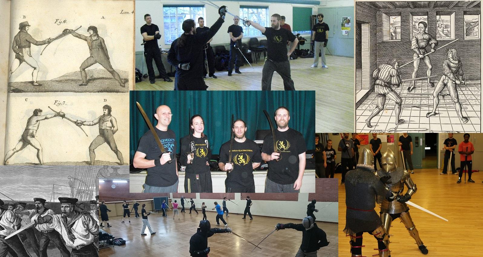 Schola Gladiatoria - sword fighting classes in London