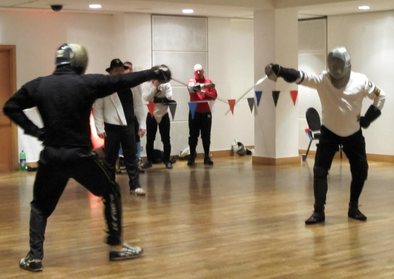 Schola Gladiatoria Sword Fighting Classes In London